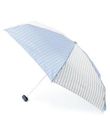 grove/【WEB限定】ストライプ切り替え折り畳み傘/503028392