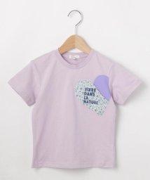 3can4on(Kids)/【80-140cm】アソートハートポケットTシャツ/503028405