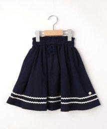 3can4on(Kids)/【100-150cm】マリンテイストスカート/503028723