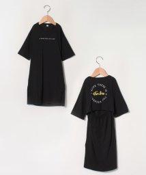 b-ROOM/背中開きTシャツワンピース/502999309