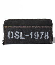 DIESEL/DIESEL X06613 P0184 ラウンドファスナー長財布/502999356