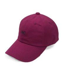 Keys/帽子 キャップ メンズ レディース ローキャップ 無地 シンプル 刺繍 ロゴ NYC キーズ Keys/503025935