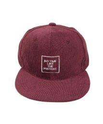 Keys/帽子 キャップ メンズ レディース ローキャップ コーデュロイ 刺繍 スクエア ロゴ キーズ Keys/503025936