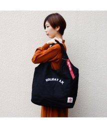Holiday A.M./バッグ トートバッグ メンズ レディース 大きいサイズ ビッグトート 布 トート 帆布 HolidayA.M./503029635
