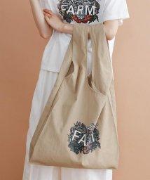 merlot/◆岡村優太さんコラボ◆「FARM」マルシェバッグ/503029737