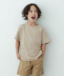 URBAN RESEARCH DOORS(Kids)/【WEB/一部店舗限定サイズ】ポンチポケットTシャツ(KIDS)/503030100