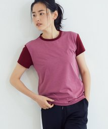 NERGY/【24H快適】バックスラッシュTシャツ/503030191