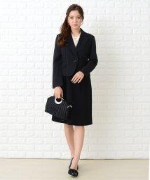 Lace Ladies/ノッチドラペルカラーツーピース風ワンピース・ドレス・セットアップ/502942103