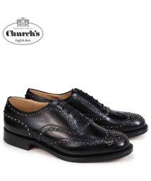 Churchs/チャーチ Churchs 靴 バーウッド 2S ウイングチップ シューズ メンズ BURWOOD 2S POLISHED BINDER EEB012 スタッズ /503015845