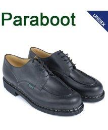 PARABOOT/パラブーツ PARABOOT シャンボード CHAMBORD シューズ チロリアンシューズ 710709 メンズ レディース ブラック [予約 1/28 追加入/503017509