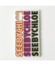 SEE BY CHLOE/【See By Chloe(シーバイクロエ)】CHS19AK573504 6F2 iphoneX/XS専用ケース スマホ スマートフォン カバー Smooth-/503019906