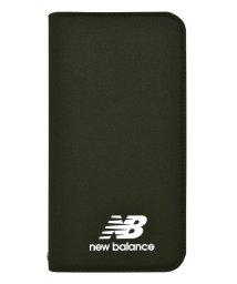 Mーfactory/md-74263-2 iPhoneXR New Balance [シンプル手帳ケース/カーキ]/503021600