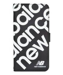 Mーfactory/74475-1 マルチ手帳 New Balance [スタンプロゴ/ブラック]/503028848