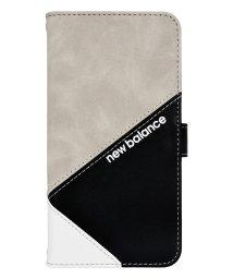 Mーfactory/74476-1 マルチ手帳 New Balance [スエードMIX/グレー]/503028850