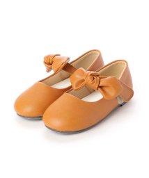 SOROTTO/ソロット SOROTTO リボンベルト付きパンプス (KIDS) (オレンジ)/503034457