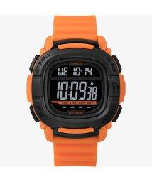 TIMEX/タイメックス TIMEX ブースト オレンジストラップ(デジタル)/503035393