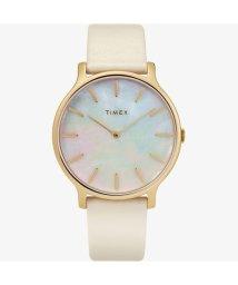 TIMEX/タイメックス TIMEX トランセント クリームストラップ(マザーオブパール)/503035435