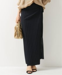 NOBLE/【LE17 SEPTEMBRE】RIBBED WRAP SKIRT/503035529