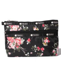 LeSportsac/COSMETIC CLUTCH ガーデンローズ/LS0023653