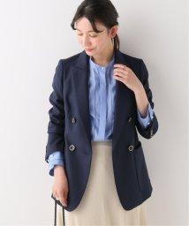 IENA/ウールダブルブレストジャケット◆/502921362