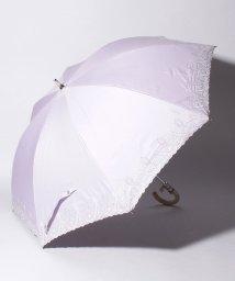 "LANVIN Collection(umbrella)/LANVIN COLLECTION 晴雨兼用傘 ""レースラメ刺繍""/502931696"