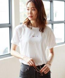 agnes b. FEMME/【WEB限定】S179 TS ロゴTシャツ/503024109