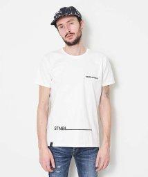 5351POURLESHOMMES/【20SS】サスティナブル・タイポ Tシャツ【予約】/503035874
