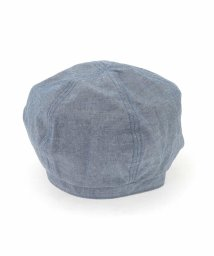 a.v.v (MEN)/シャンブレーベレー帽/503036270