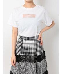 MERCURYDUO/ボックスロゴTシャツ/503036339