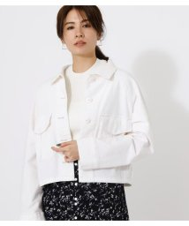 AZUL by moussy/SHORT MILITARY JACKET/503036367