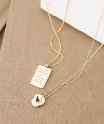 nano・universe/on the sunny side of/別注Ingod×P-Disc Necklace/503037841