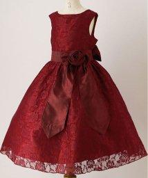 Catherine Cottage/令嬢テイストのアンティークレースドレス (110-160cm)/503039112