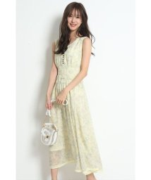 Rirandture/スパンローン小花ワンピース/503039237