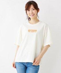 SHOO・LA・RUE(Kids) /【KIDSリンク】ロゴアソート五分袖Tシャツ/503039608