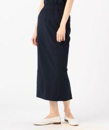 GALERIE VIE/ビンテージコットン バックスリットタイトスカート/503039882