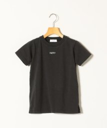 SHIPS any WOMENS/SHIPS any: オゾン HAPPY ロゴTシャツ<KIDS>/503040027
