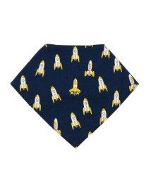 SHIPS KIDS/SHIPS KIDS:ロケット リバーシブル スタイ/503040047