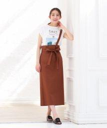 CAST:/★★ストラップタイトスカート/502916398