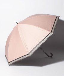 "LANVIN Collection(umbrella)/LANVIN COLLECTION 晴雨兼用傘 ""オーガンジーテープ刺繍""/502931705"