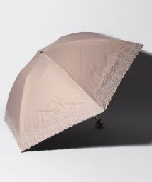 "LANVIN Collection(umbrella)/LANVIN COLLECTION 晴雨兼用折りたたみ傘 ""刺繍""/502931707"