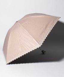 "LANVIN Collection(umbrella)/LANVIN COLLECTION 晴雨兼用折りたたみ傘 ""カットワーク小花刺繍""/502931710"