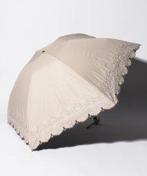 "LANVIN Collection(umbrella)/LANVIN COLLECTION 晴雨兼用折りたたみ傘 ""裾花刺繍""/502931713"