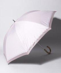 "LANVIN Collection(umbrella)/LANVIN COLLECTION 晴雨兼用傘 ""ストライプオーガンジー刺繍""/502931716"
