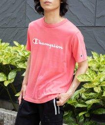 WEGO/∴WEGO/【一部店舗限定】Champion チャンピオン ロゴ半袖Tシャツ/502963777