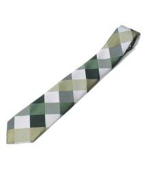 Orobianco(Necktie)/ビッグギンガムチェック/502996356