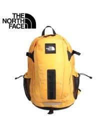 THENORTHFACE/ノースフェイス THE NORTH FACE リュック バッグ バックパック ホットショット メンズ レディース 30L HOT SHOT SE イエロー NF/503004673