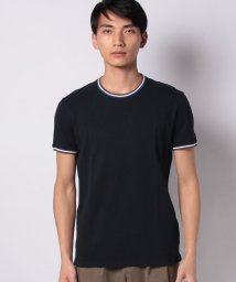 SISLEY/リブラインTシャツ・カットソー/503009967