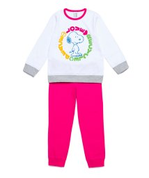 BENETTON (UNITED COLORS OF BENETTON GIRLS)/【SNOOPYコラボ】長袖パジャマ上下セット/503010687