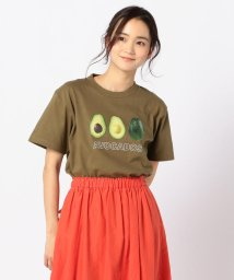 FREDYMAC/アボガドフォト転写 Tシャツ/503027983