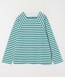 agnes b. HOMME/J008 TS ボーダーTシャツ/503029891